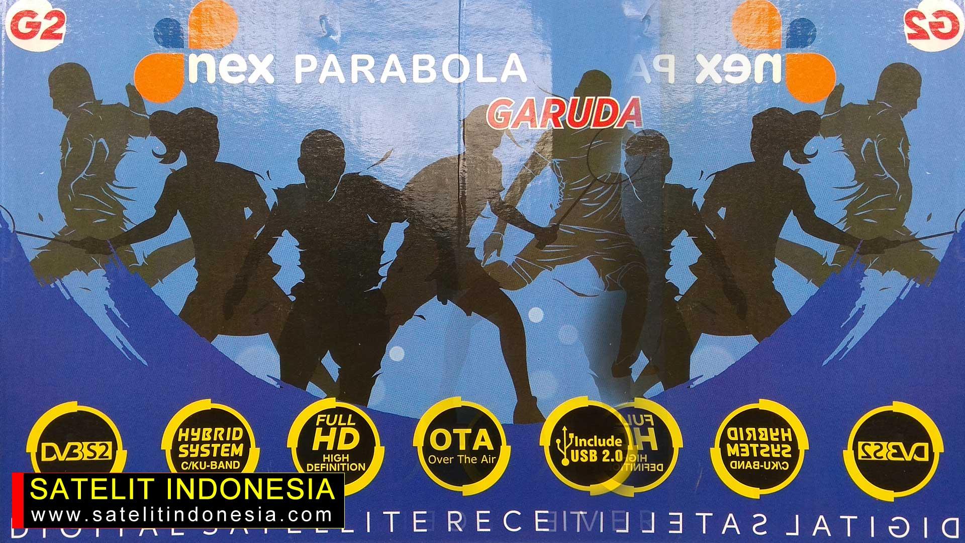 Spesifikasi Harga Nex Parabola Garuda G2 Terbaru