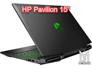 "HP Pavilion 15"""