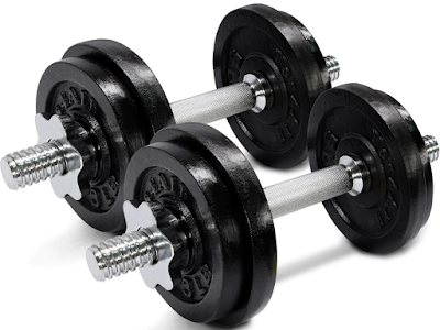 best dumbbell set for home gym  fitness of body  health