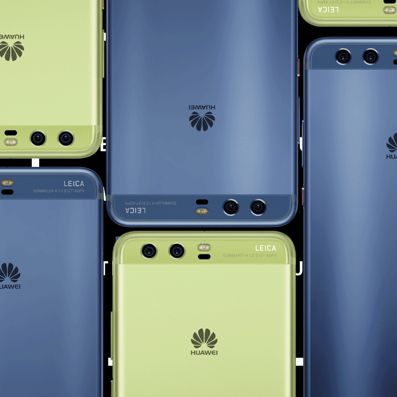 Huawei P10 In Greenery And P10 Plus In Dazzling Blue Now Available!