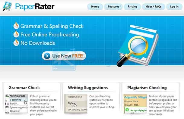 Pemeriksa plagiarisme online gratis ini akan mencari persamaan tulisan dengan teks yang dikirim ke lebih dari 1 triliun dokumen yang tersedia di internet. Plagiarism Detector ini akan memeriksa dokumen Anda secara keseluruhan.