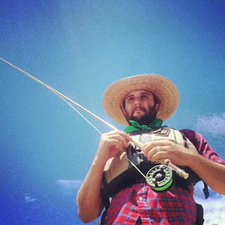 Guadalupe Bass, Fly Fishing For Guadalupe Bass, Pat Kellner, South Llano River, Texas Freshwater Fly Fishing, TFFF, Fly Fishing Texas, Texas Fly Fishing, Pat Kellner