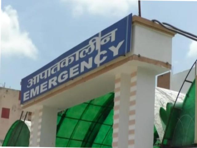कोरोना हिट के कारण सरकारी प्रणाली बीमार, पूर्ण वेंटिलेटर के कारण रोगी गंभीर : Coronavirus in Gorakhpur