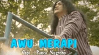 Lirik Lagu Awu Merapi - Didi Kempot