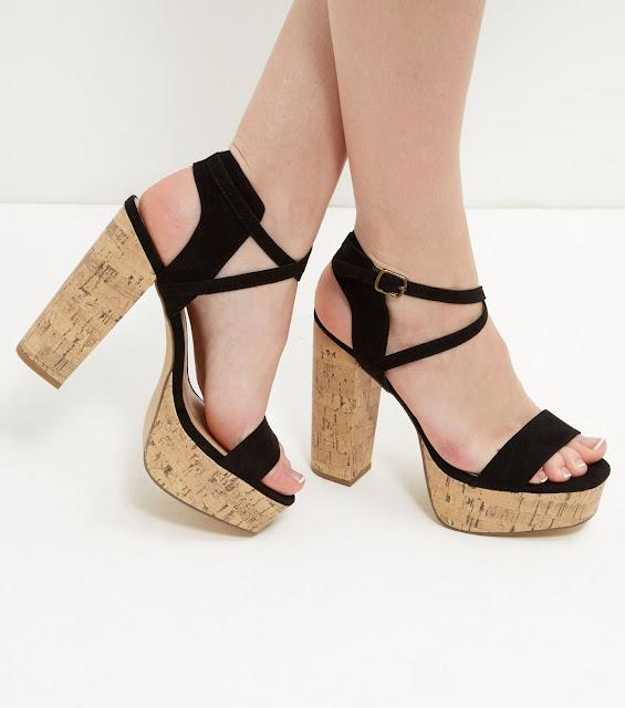 zapatos de plataforma para 15 años