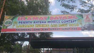 Kunjungan Silaturahmi Team Antena Mobile Contest Lancang Kuning 442 Duri 2018