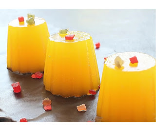 How to make mango jelly step by step
