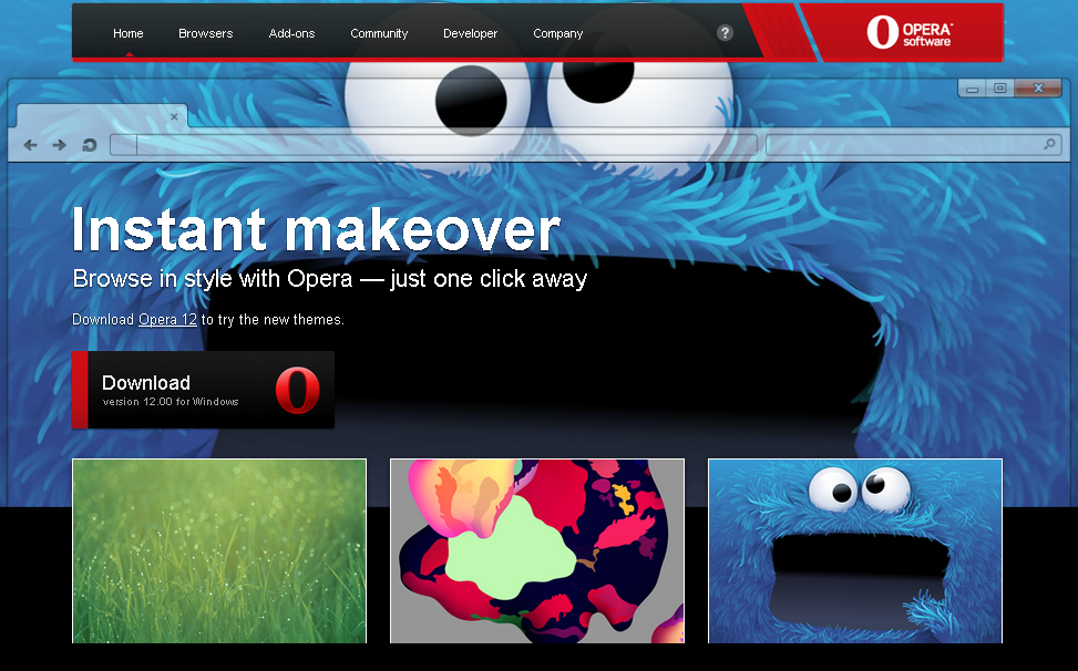 Opera 12 Announced and now Available to Download - ONLINE-AKO
