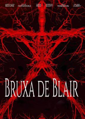 Filme Poster Bruxa de Blair