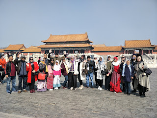 Paket Tour Beijing China Musim semi 2019