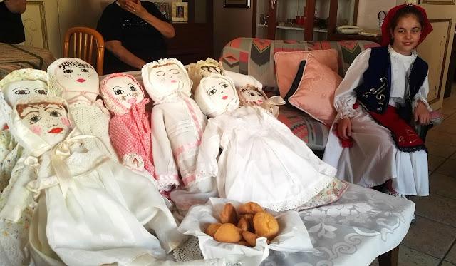 Il battesimo delle bambole di Barile e i biscotti di san Giovanni, foodfilebasilicata