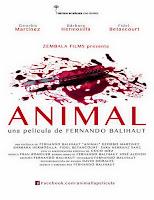 Animal (2015) online y gratis