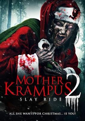 Mother Krampus 2 Slay Ride 2018 DVD R1 NTSC Sub