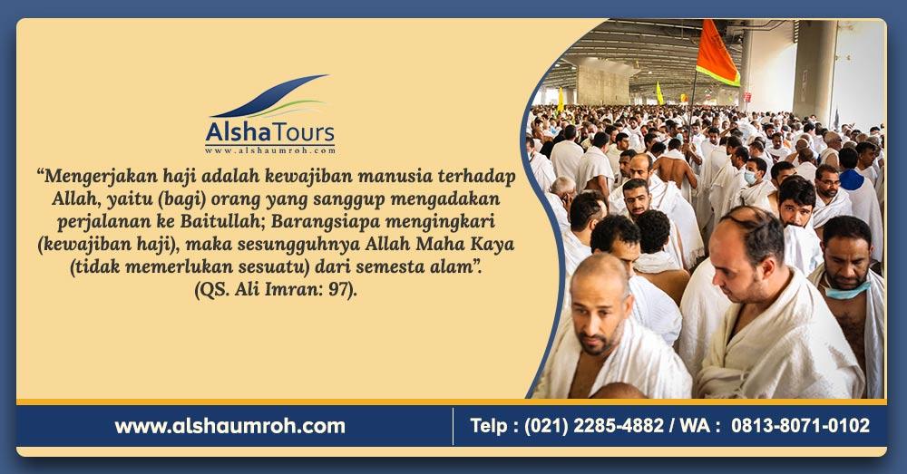 Haji Plus Visa Furoda Jakarta 2021