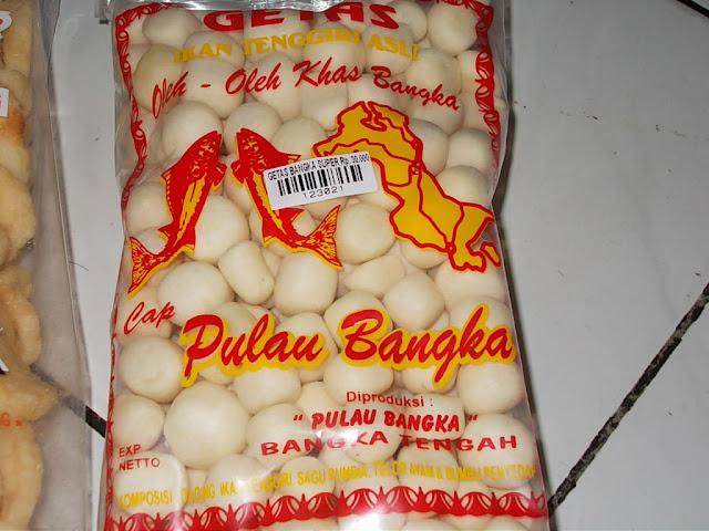 Oleh Oleh Khas Bangka Belitung