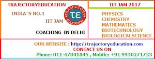 IIT JAM COACHING IN DELHI