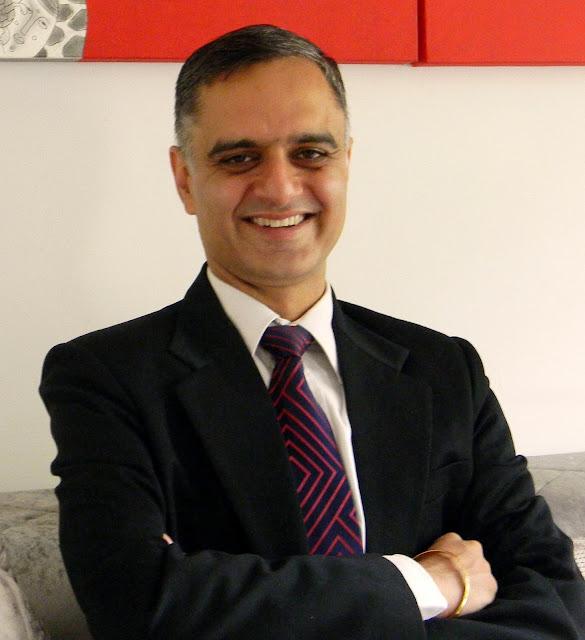 Amarinder Dhaliwal, IndiaMART
