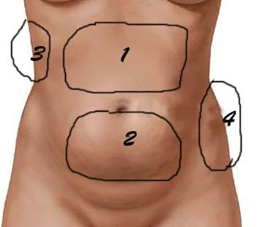 Como bajar el estomago ejercicios para bajar el abdomen for Como sacar la grasa del piso