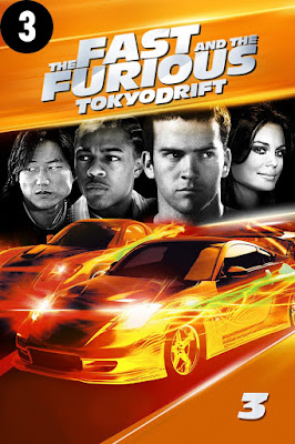 Fast and Furious 3 : Tokyo Drift 2006 Dual Audio Hindi 720p BluRay 990MB