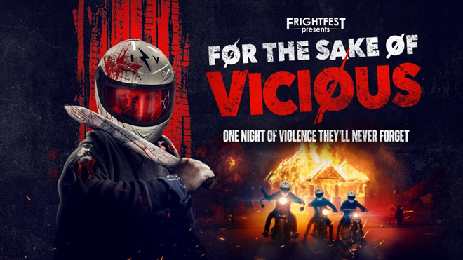 Póster para For the Sake of vicious