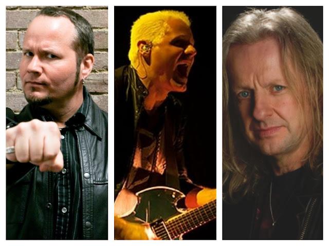 Devilstar supergrupo formado por ex Judas Priest y Anthrax
