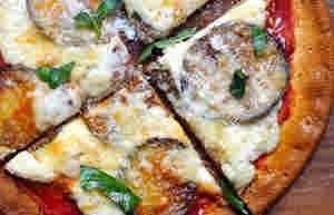 بيتزا الباذنجان