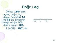 Geometri Konu Anlatımı