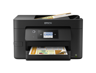 Epson WorkForce Pro WF-3820DWF Driver Download