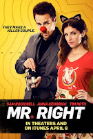 Mi Novio el Asesino Perfecto (Mr. Right)