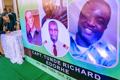 Osinbajo Mourns Captain Tunde Richard Edorhe, Presidential Jet Pilot Of 19 Years