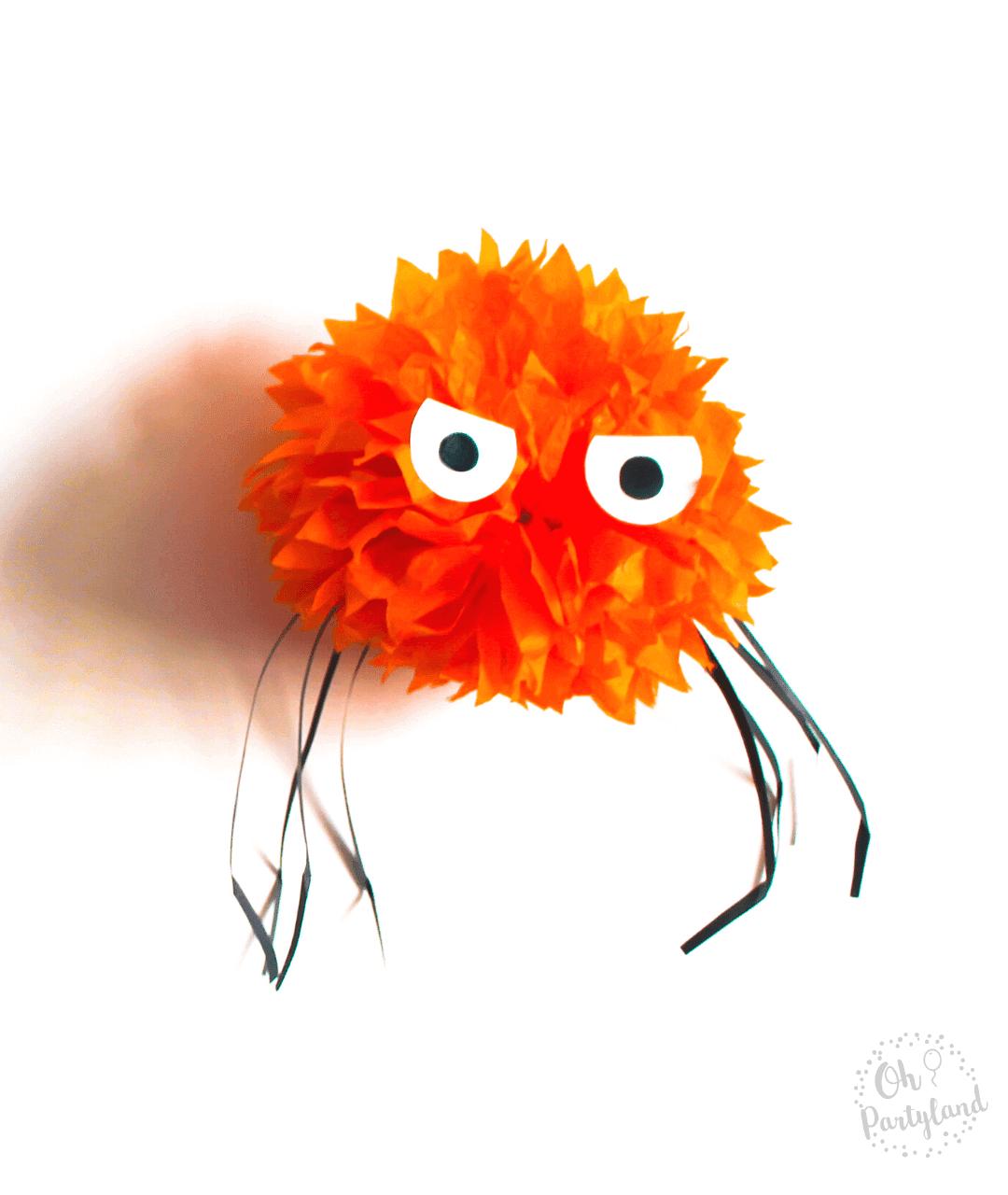pom-pom-spider