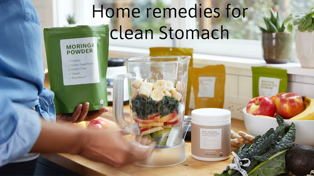 home-remedies-for-cleaning-stomach