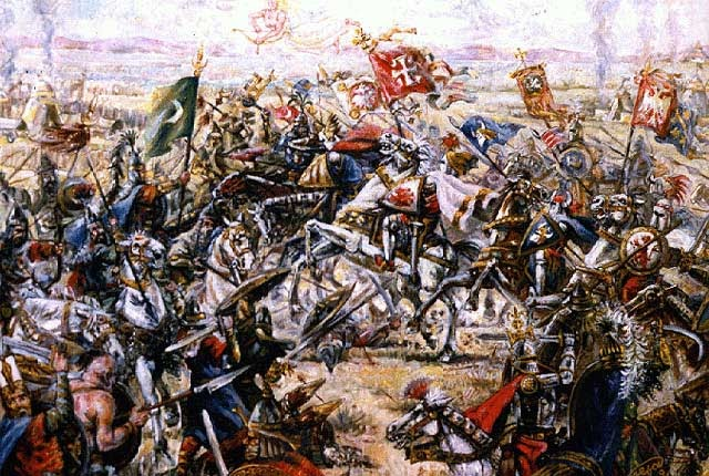 Battle of Kosovo (1389)