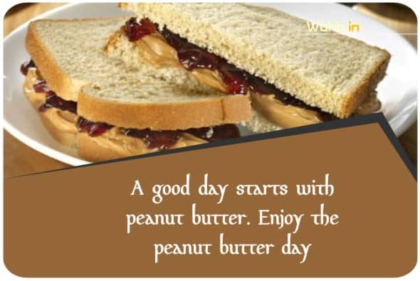 National Peanut Butter and Jelly Day Quotes  Hindi  Images