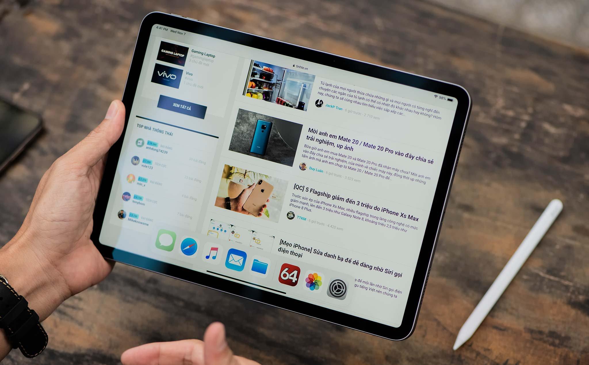 Mini LED untuk lini iPad pada tahun 2021