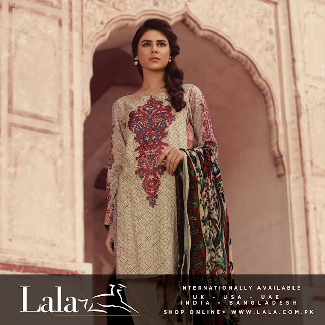 sana-&-samia-winter-embroidered-linen-plachi-dress-2017-by-lala-2