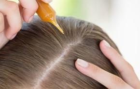 αμυγδαλέλαιο για τα μαλλιά