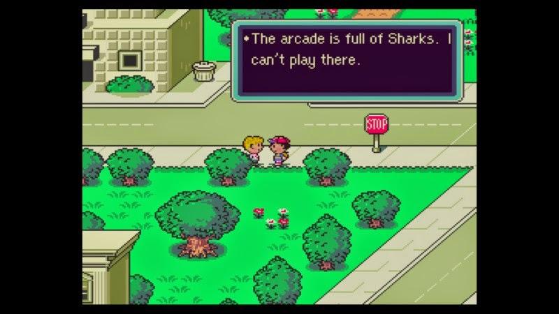 Earthbound (SNES) Review | Sharkberg
