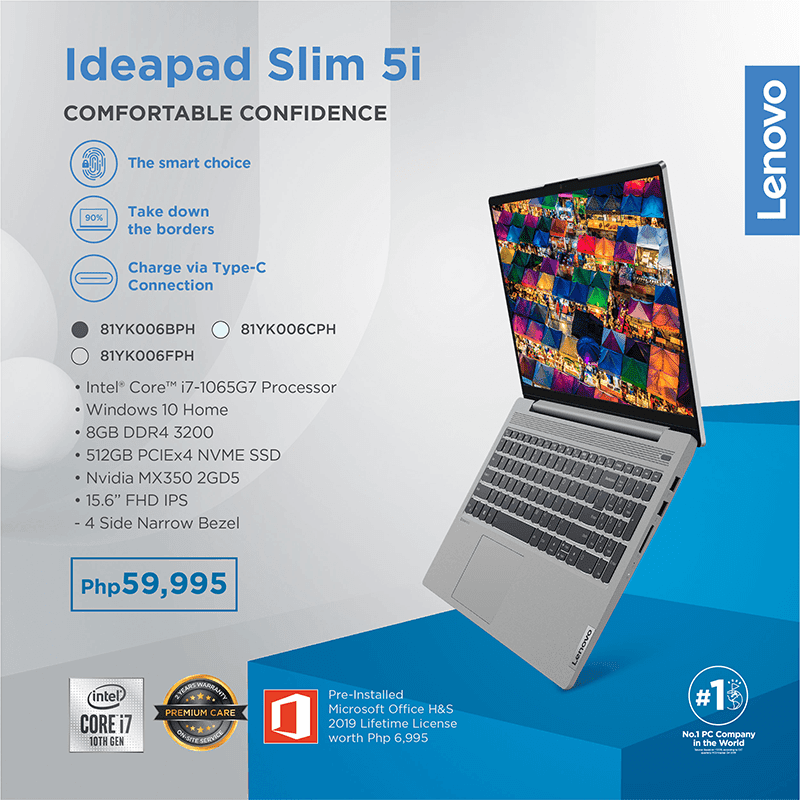 Lenovo IdeaPad Slim 5