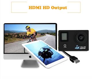 pro cam wifi 4k videocamera gopro