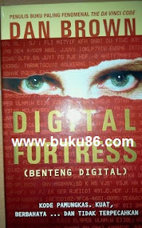Novel Digital Fortress Dan Brown