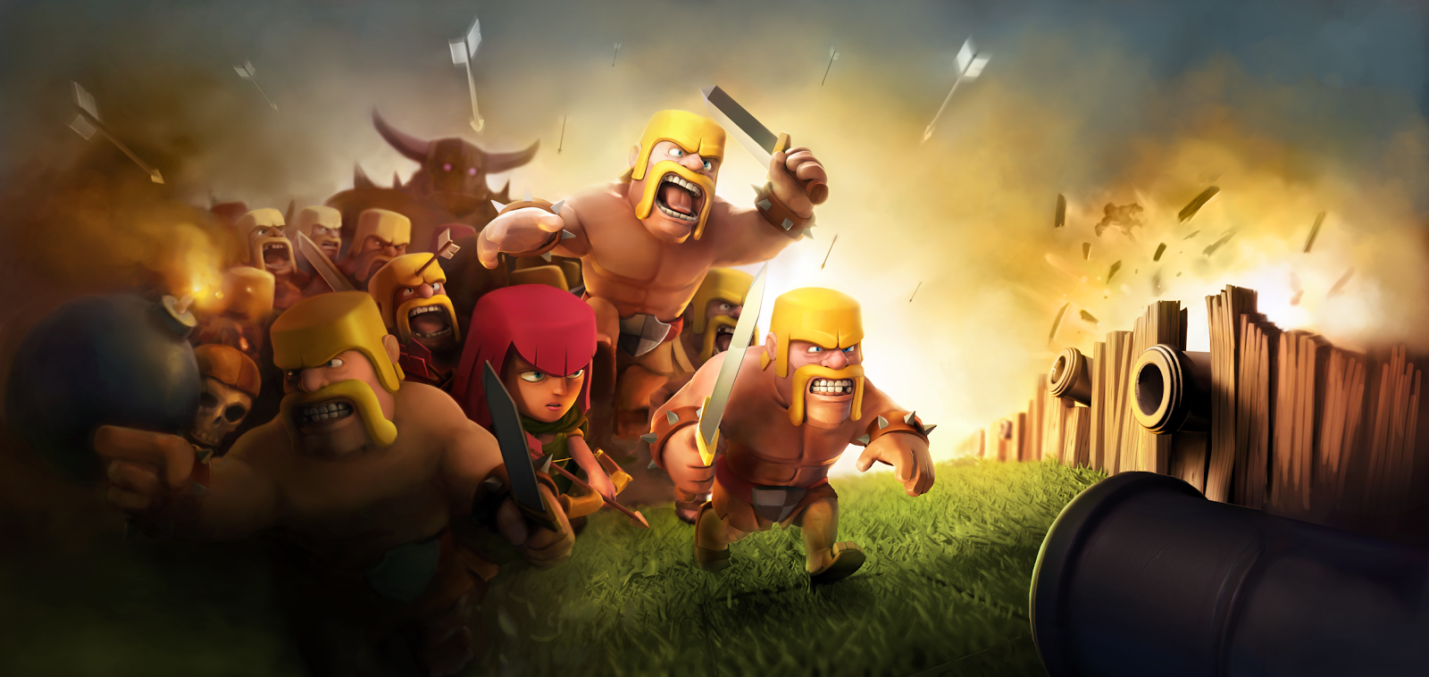 Clash of Clans HD Wallpapers