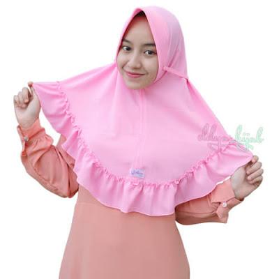 jilbab rempel kriwil