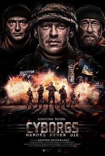 Ciborgues Os Heróis Nunca Morrem - Legendado