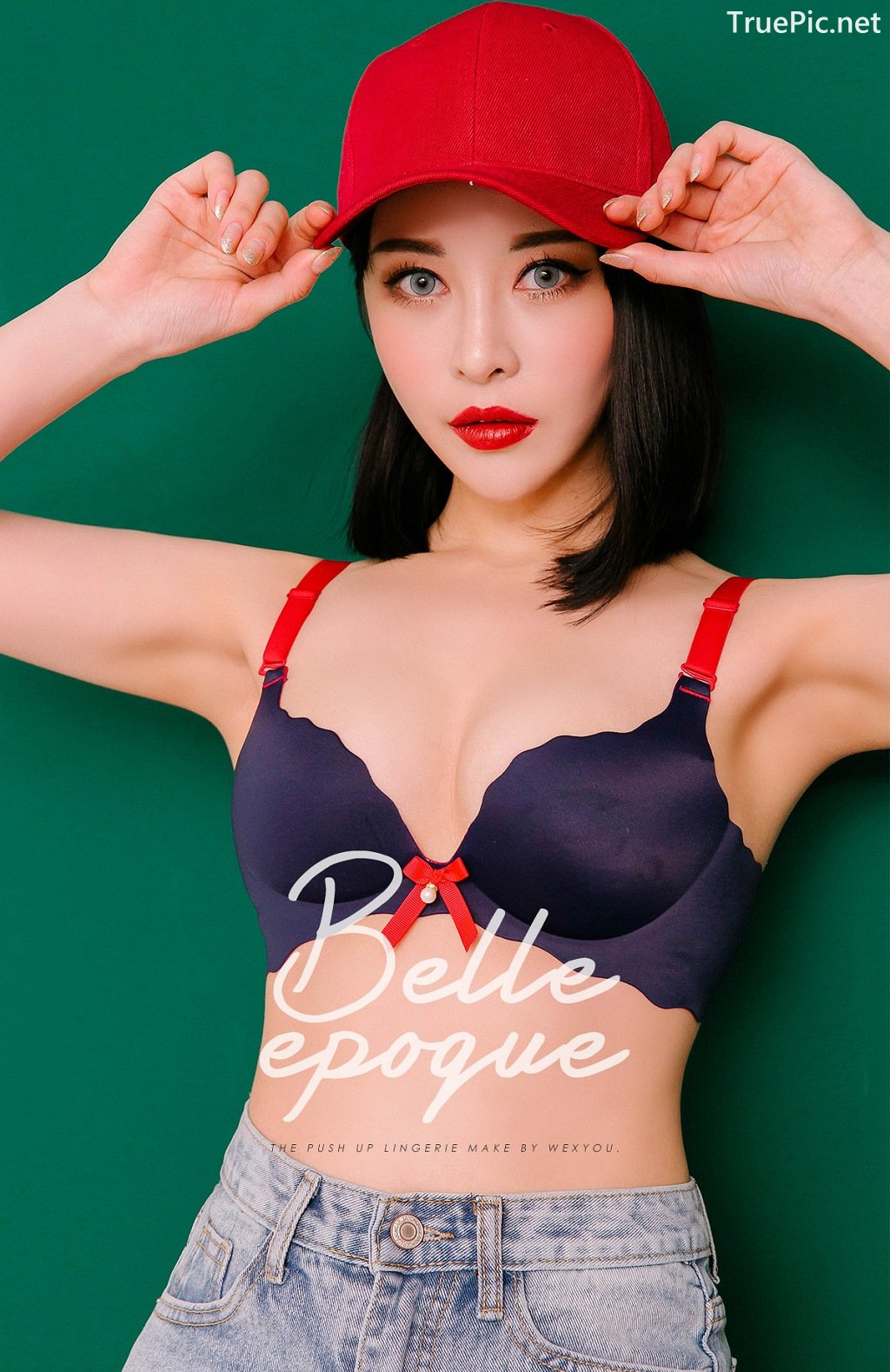 Image-Korean-Fashion-Model-Ryu-Hyeonju-We-x-You-Lingerie-Set-TruePic.net- Picture-2