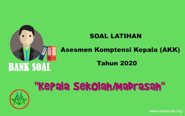 AKK Tahun 2020 -Kepala Madrasah