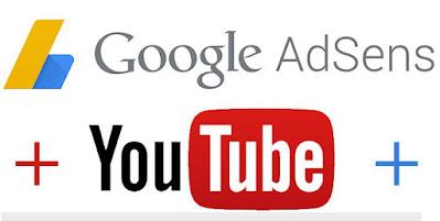 Cara Menyambungkan Youtube Channel ke Adsense