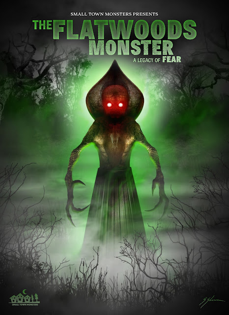 The Flatwoods Monster poster