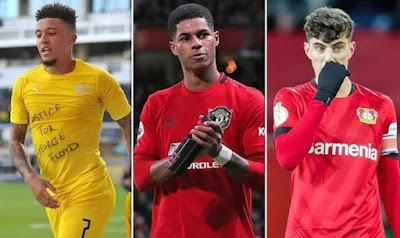 """MU nhắm hai """"ngọc sáng"""" Bundesliga: Xây hàng tấn công U23 siêu khủng 2"""