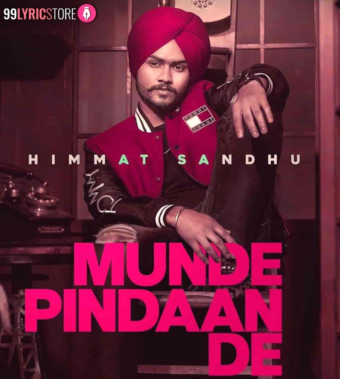 Munde Pindaan De punjabi song images by Himmat Sandhu